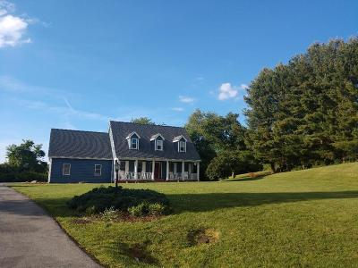 Chilhowie VA Single Family Home For Sale: $241,000