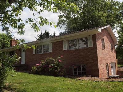 Abingdon VA Single Family Home For Sale: $149,900