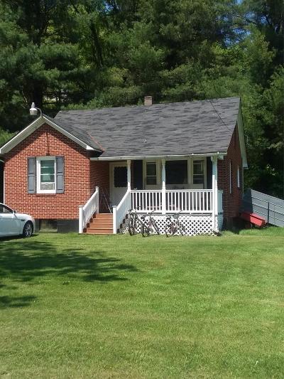 Wythe County Single Family Home For Sale: 2446 Cripple Creek Rd