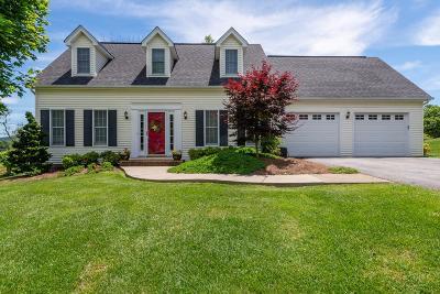 Abingdon VA Single Family Home For Sale: $229,900