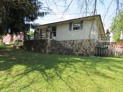 Bristol Single Family Home For Sale: 1025 Clark St