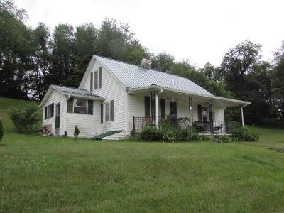 Rural Retreat Single Family Home Active Contingency: 163 Hilton Lane