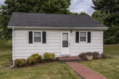 Bristol Single Family Home For Sale: 235 Magnolia Drive