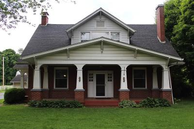 Marion Single Family Home For Sale: 4456 Lee Hwy