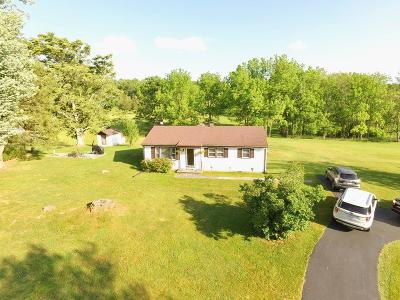 Wythe County Single Family Home Active Contingency: 357 Glade Road