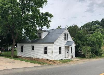Galax Single Family Home For Sale: 402 McAurthur Street