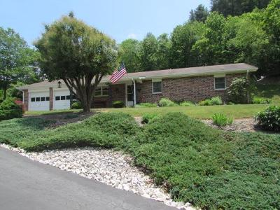 Wythe County Single Family Home For Sale: 686 Greasy Creek Rd