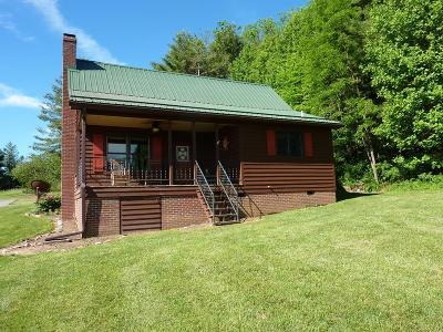 Carroll County Single Family Home For Sale: 48 Jonahs Knob Lane