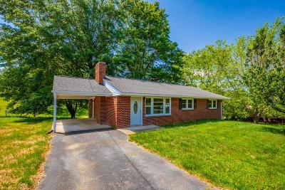 Galax Single Family Home For Sale: 106 Ernie Pyle Street