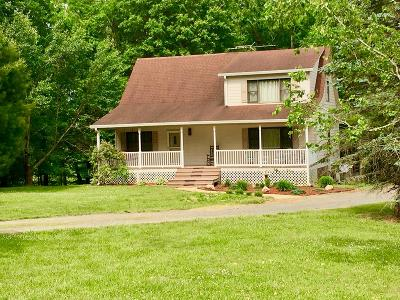 Galax Single Family Home For Sale: 951 Fishers Gap Rd