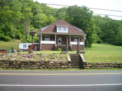 Saltville Single Family Home For Sale: 1529 Main Street