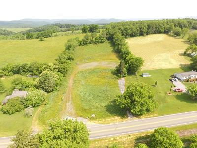 Rural Retreat Residential Lots & Land For Sale: Tbd W. Lee Hwy