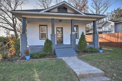 Bristol Single Family Home For Sale: 600 Vernon Street