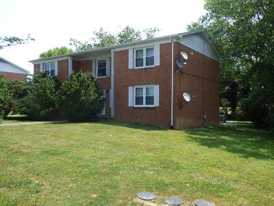 Wythe County Multi Family Home Active Contingency: 1025 E Spiller Street