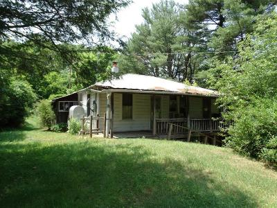 Carroll County Single Family Home For Sale: 163 Frog Spur Rd