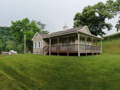 Saltville Single Family Home For Sale: 921 Old Wilderness Road