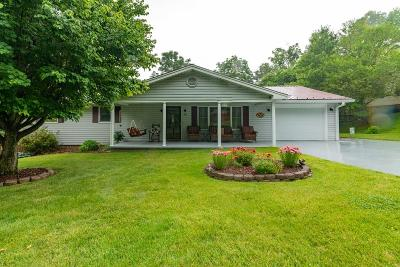 Marion Single Family Home Active Contingency: 762 Meadow Drive