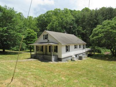 Carroll County Single Family Home Active Contingency: 3700 Chances Creek Road