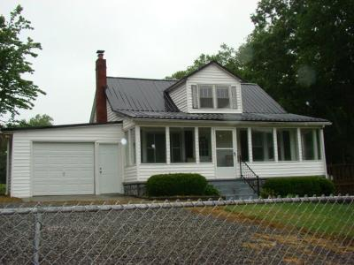 Whitetop Single Family Home For Sale: 1698 Old Park Rd