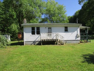 Chilhowie VA Single Family Home For Sale: $23,900