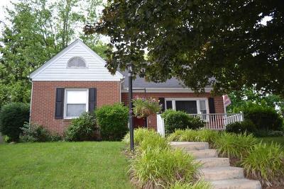 Wythe County Single Family Home For Sale: 420 E Spiller Street