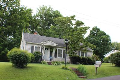 Bristol Single Family Home Active Contingency: 2329 Collins Street