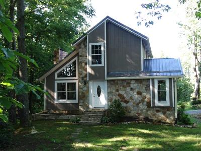 Carroll County Single Family Home For Sale: 228 Spring Branch Road
