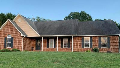 Glade Spring Single Family Home For Sale: 31512 Mont Heritage Drive