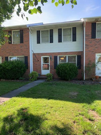 Wythe County Condo/Townhouse For Sale: 1506 W Reservoir Street