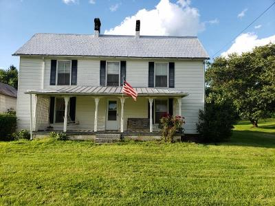 Rural Retreat Single Family Home Active Contingency: 108 Chinquapin Avenue