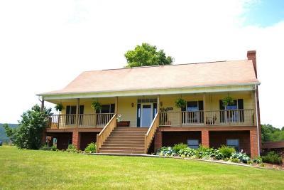 Rural Retreat Single Family Home For Sale: 317 Scowanda Spring Road