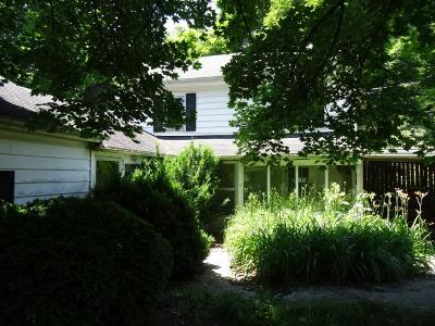 Wytheville Single Family Home For Sale: 640 Rose Hill Road