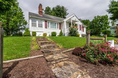 Marion Single Family Home For Sale: 209 Hockett Street