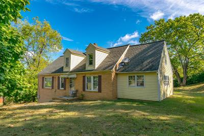 Hillsville Single Family Home For Sale: 115 Lyons Cir