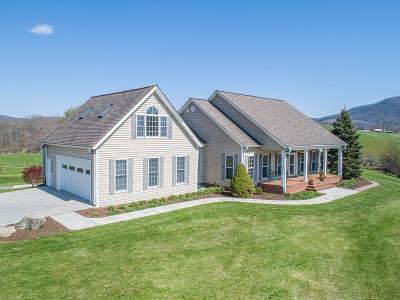 Elk Creek Single Family Home For Sale: 603 Stone's Chapel Rd