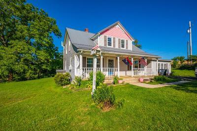 Austinville Single Family Home For Sale: 751 Oak Grove Rd