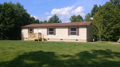 Galax Manufactured Home Active Contingency: 48 Iron Ridge Rd