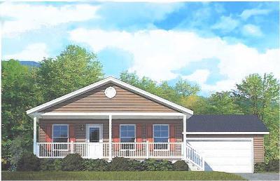Wytheville Single Family Home For Sale: 1385 Ridge Street