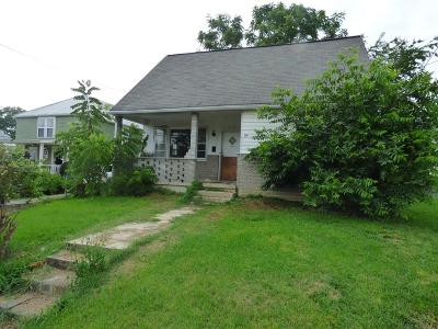 Wytheville Single Family Home For Sale: 580 E Spring Street