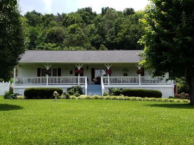 Bristol VA Single Family Home For Sale: $239,900