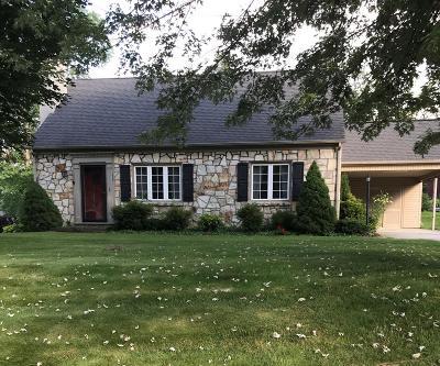 Wytheville Single Family Home For Sale: 635 Washington