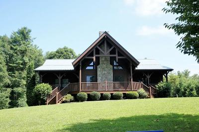 Hillsville Single Family Home For Sale: 836 Deer Ridge Road