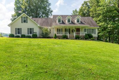 Abingdon Single Family Home Active Contingency: 18000 Old Jonesboro Road