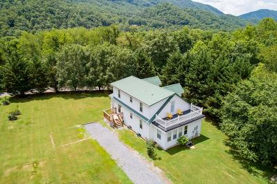 Saltville Single Family Home For Sale: 26361 Poor Valley Road