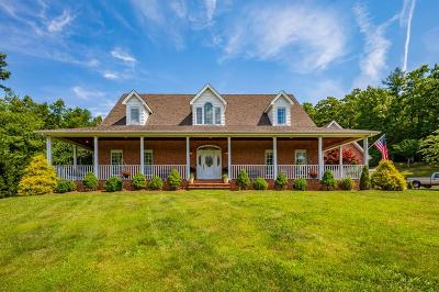 Hillsville Single Family Home For Sale: 531 Oak Knoll Dr