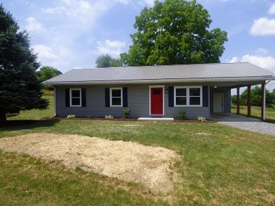Wytheville Single Family Home For Sale: 1205 West Railroad Ave