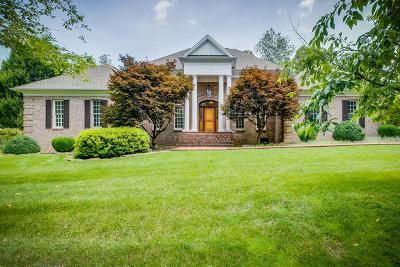 Bristol Single Family Home For Sale: 15085 Washington Way