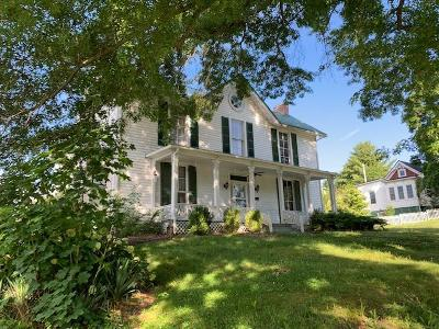Wytheville Single Family Home For Sale: 495 4th St.