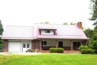 Grayson County Single Family Home For Sale: 1528 Wagon Wheel Road