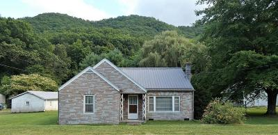 Saltville Single Family Home For Sale: 546 Poore Valley Road